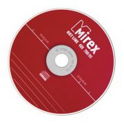 CD-R 700Mb Mirex 48X Cake Box HOTLINE 1 шт.