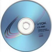 CD-R 700Mb TDK 52X Cake BoX, 1 шт.