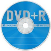 DVD+R 4.7Gb 16X Data Standart CakeBox, 1 шт.