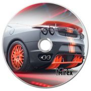 CD-R 700Mb Mirex 52X портмоне 10шт CD-aRt GRAND PRIX