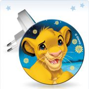 Ночник WoltaKids Disney 07R-LK 0.2W 3LED Симба